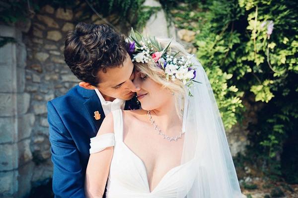 Yana Photography bride and groom portraits