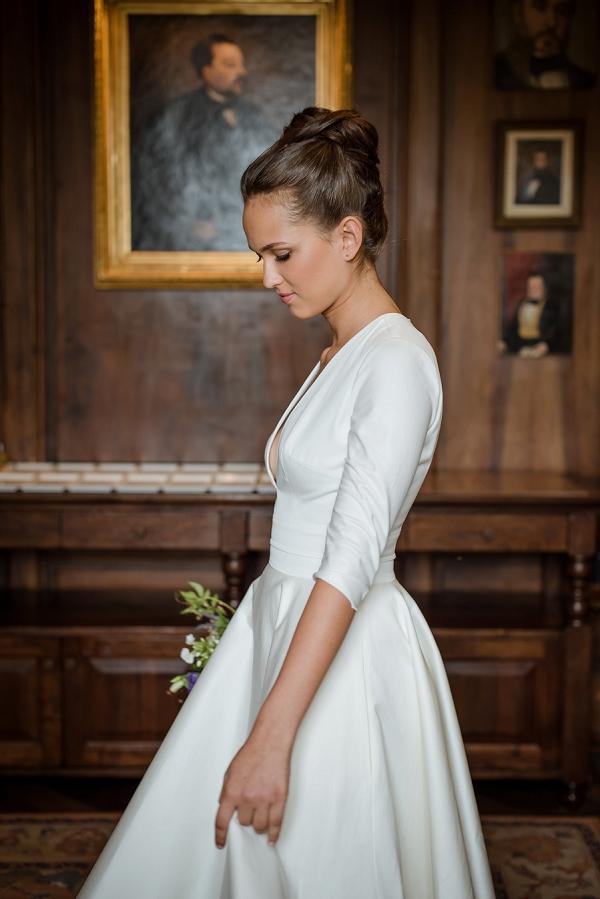 audrey hepburn dress inspiration
