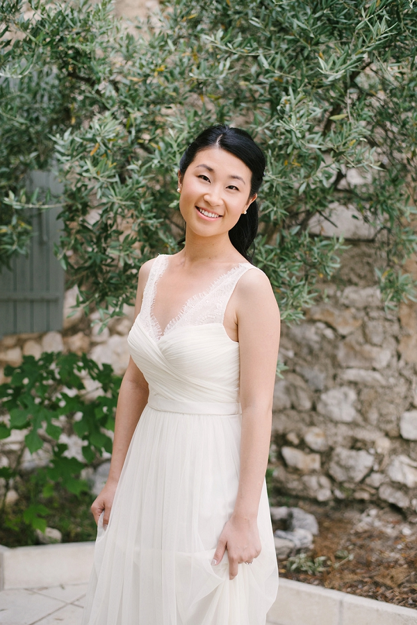 destination provence bride