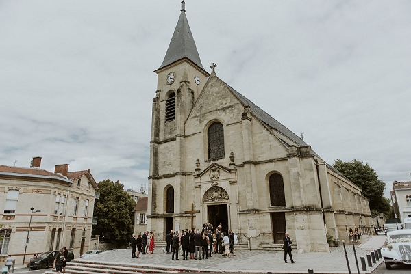french church ceremony
