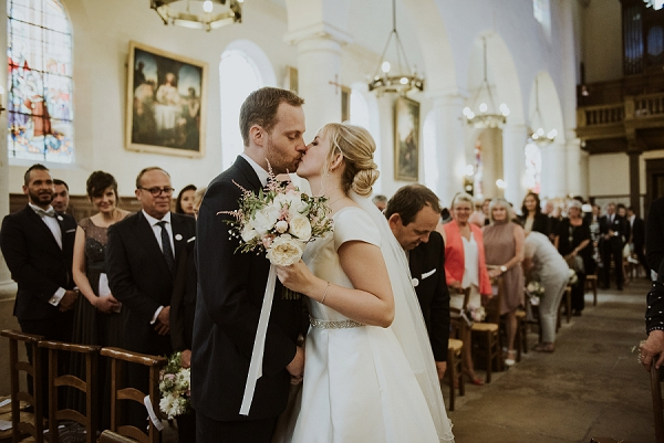 french church wedding