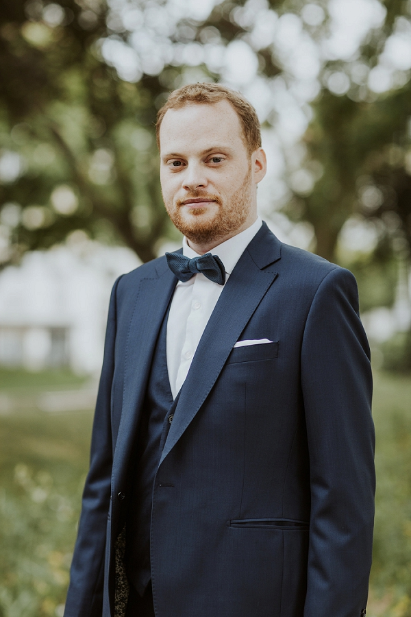 french wedding groom attire