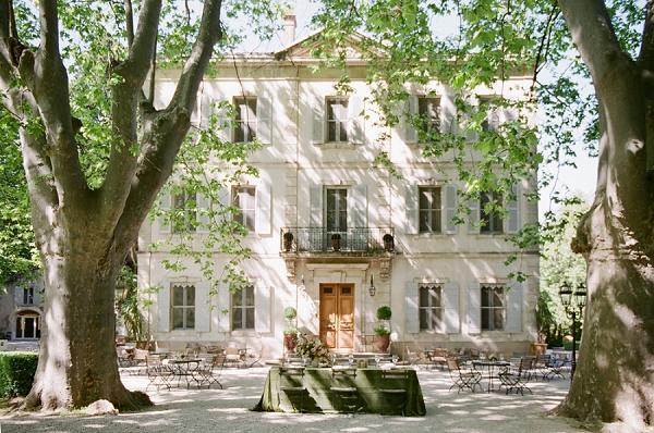 luxury wedding venue Provence