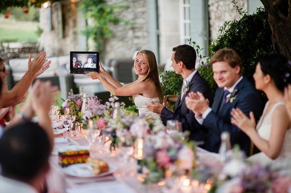 unique wedding speech ideas
