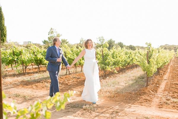 wedding vineyard photos