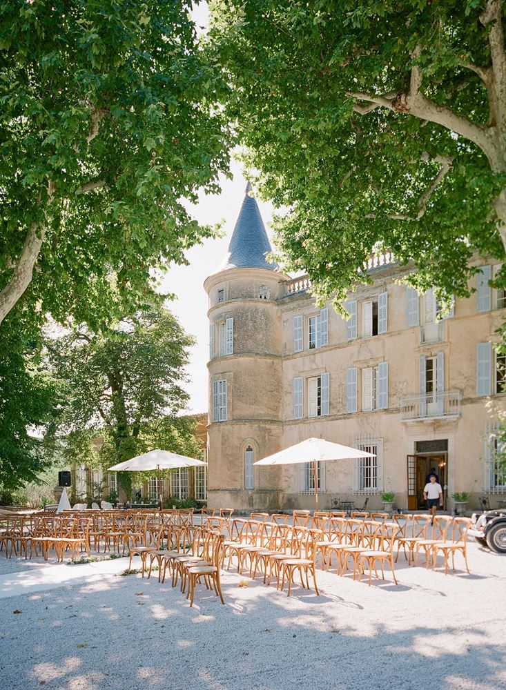 Alliance Revee Wedding Planner on the French Riviera