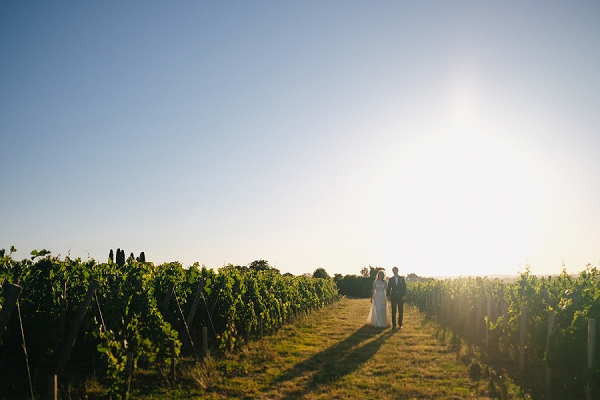 Bordeaux vineyard wedding