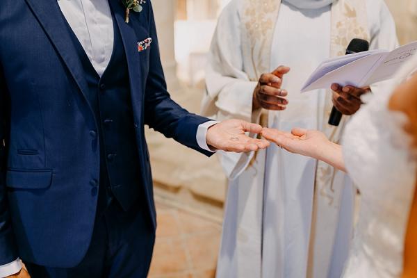 Bordeaux wedding ceremony