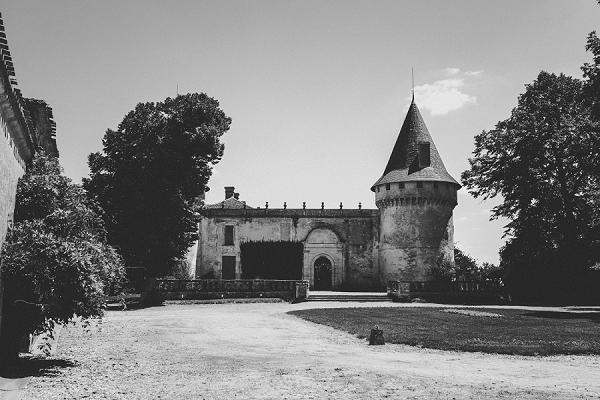 Château Mouchac Bordeaux wedding venue