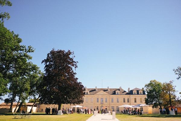 Château Soutard wedding venue Bordeaux