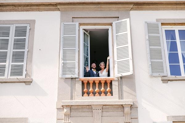 Château de la Bourdelière Wedding