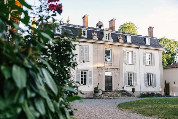 Château de la Bourdelière real wedding