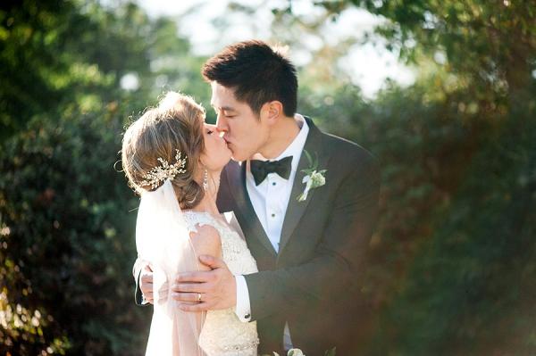 Chateau de Lisse Real Wedding