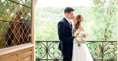 Chateau de Saint Martory wedding photographer