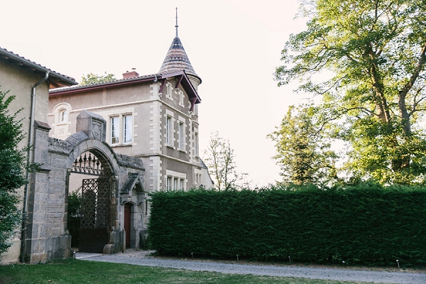 Chateau wedding Lyon