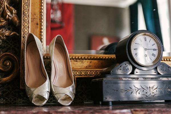 Dessine Moi un Soulier wedding shoes