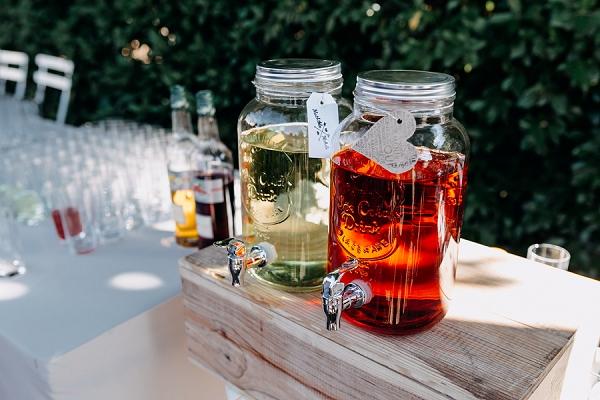 Drinks reception ideas