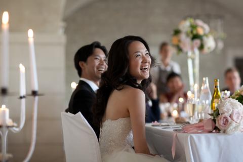 ELEGANT CHATEAU WEDDING LOIRE VALLEY