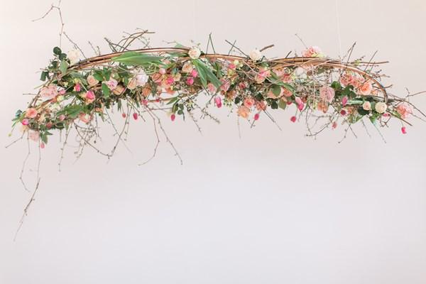 Floral Canopies Melange