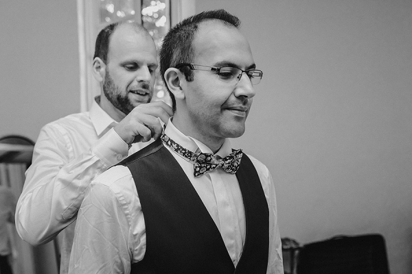 Groom bow tie ideas