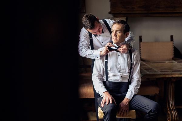 J. Crew groom