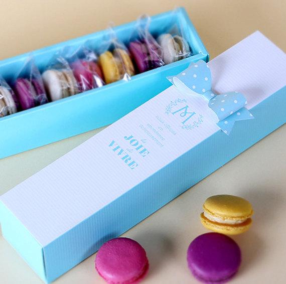 Macaron Gift Boxes