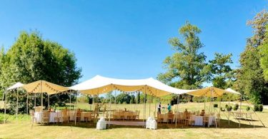 Oui Ici Wedding Marquee Hire in the South of France