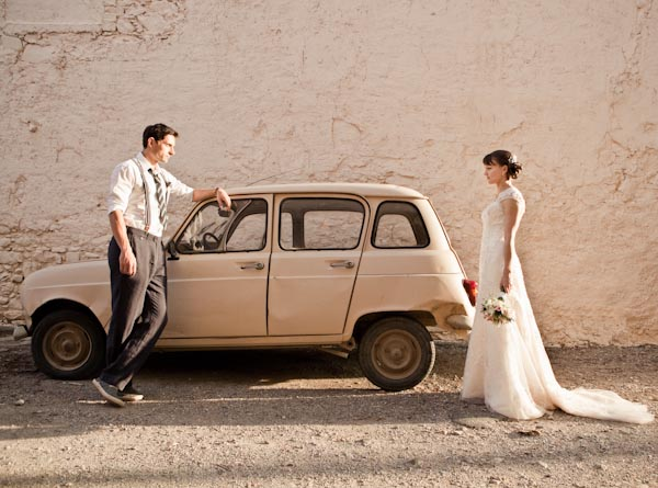 REAL LIFE WEDDING SOUTH WEST FRANCE
