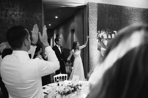 Real life French wedding