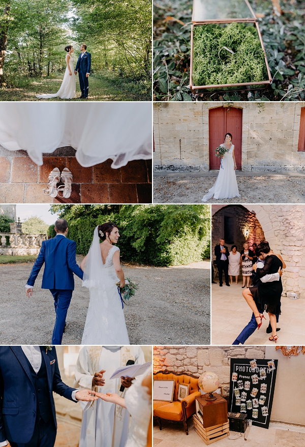 Relaxed Countryside Wedding at Château Mouchac Snapshot