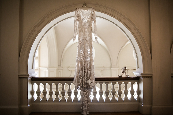 Rue de Seine bridal gown