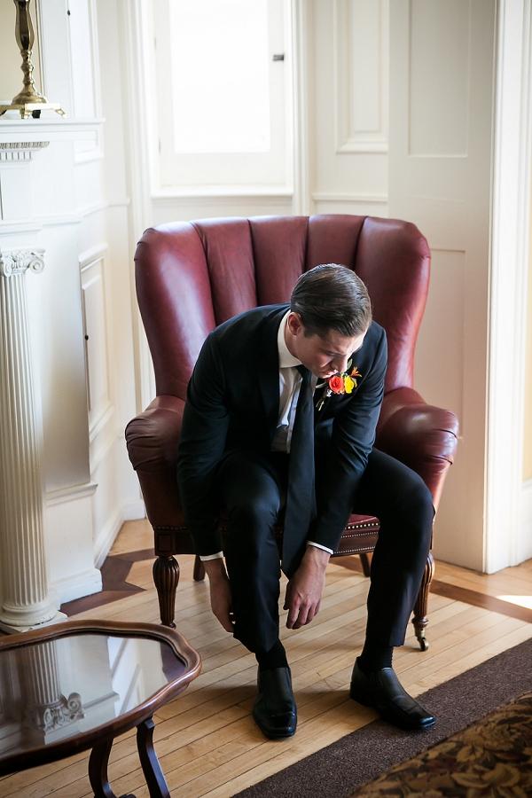 Tux wedding inspo