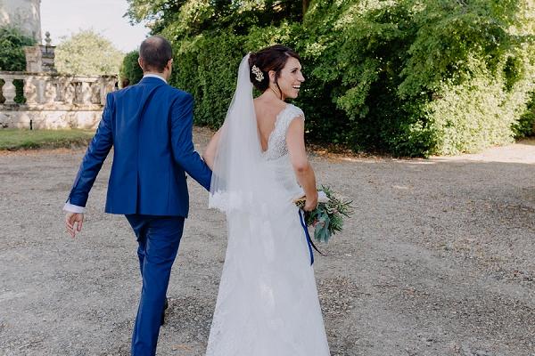 Wedding at Château Mouchac