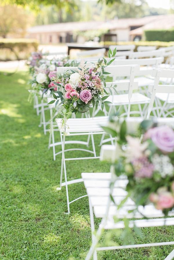 Wedding florist Bordeaux