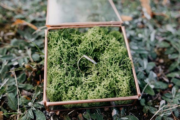 Wedding ring styling ideas