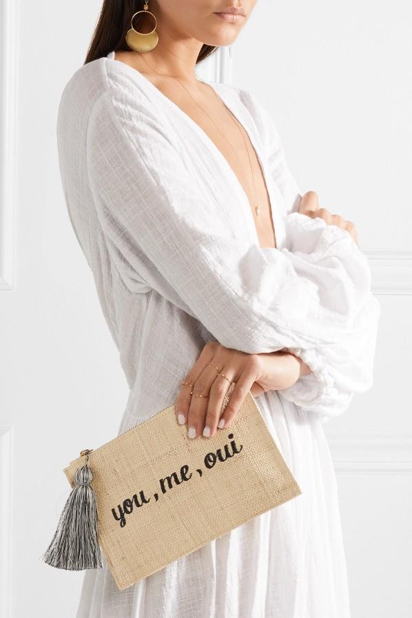 you me oui honeymoon essentials bag