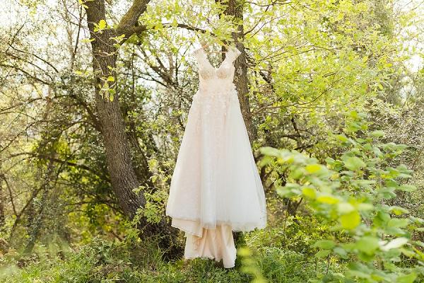 Accord Parfait wedding dress