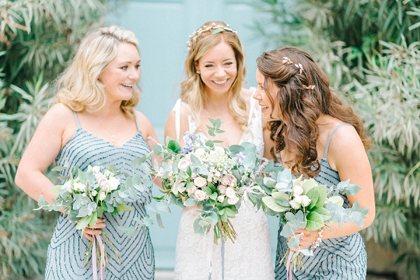 Adrianna Papell bridesmaids