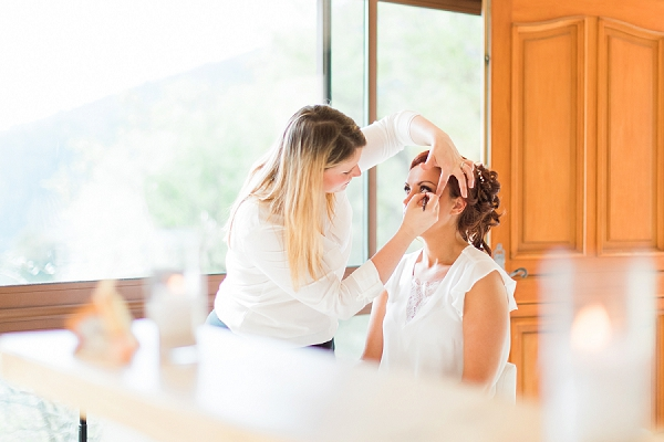 Beauti event & co wedding hair and make up