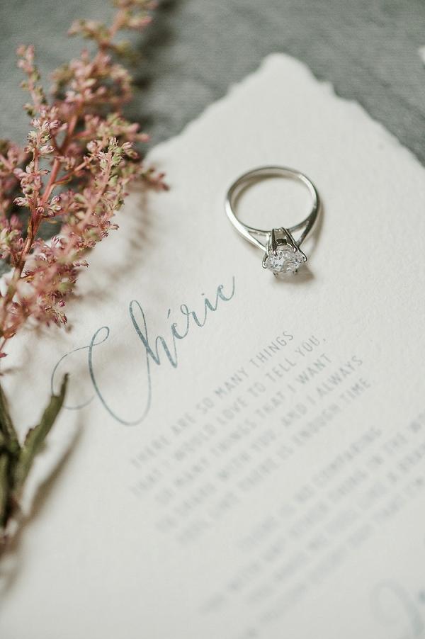 Bijouterie Volterra wedding ring