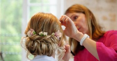 Carey Hawkins Wedding Hair and Make Up bridal make up for mature skin