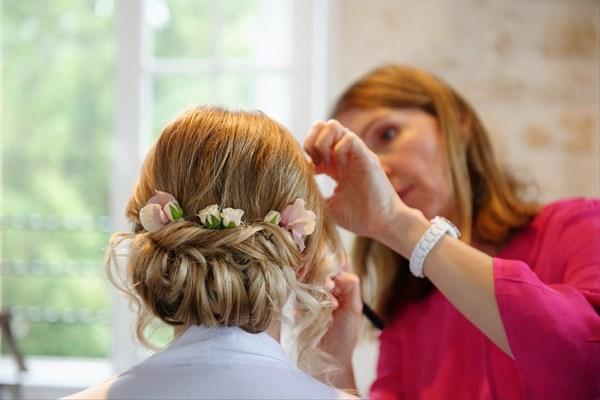 Carey Hawkins Wedding Hair and Make Up bridal make up for mature skin