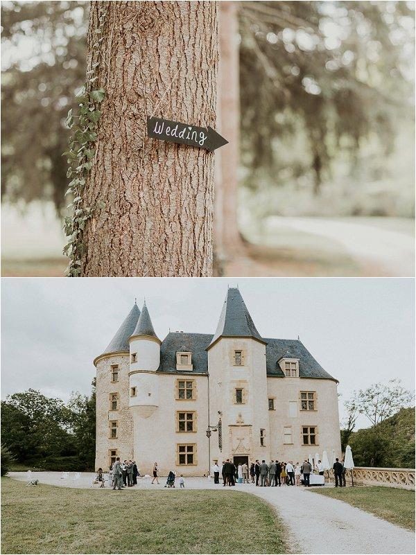 Chateau Saint Martory wedding venue in France