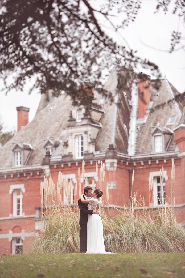 Chateau Saint Michel Wedding