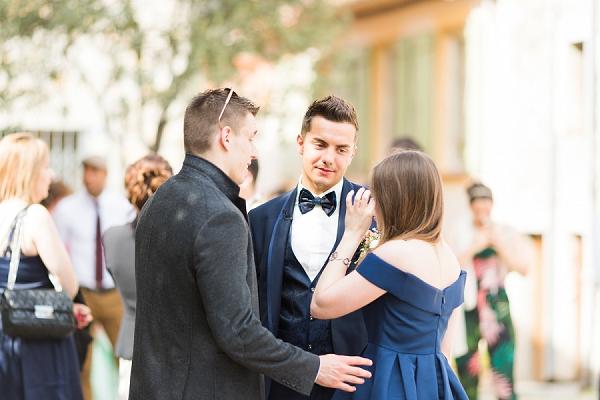 Emotional Provence wedding