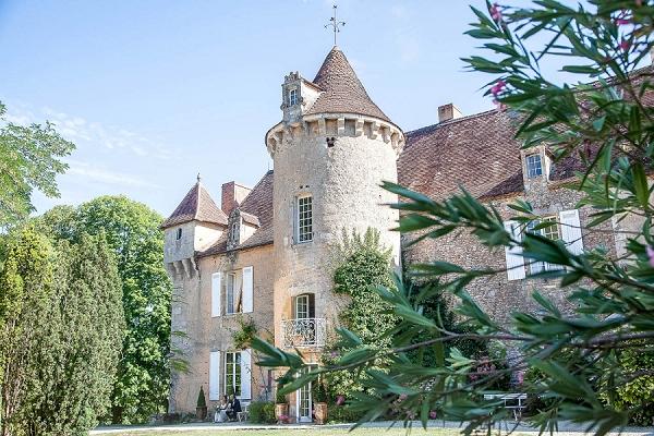 Fairytale Chateau Dordogne