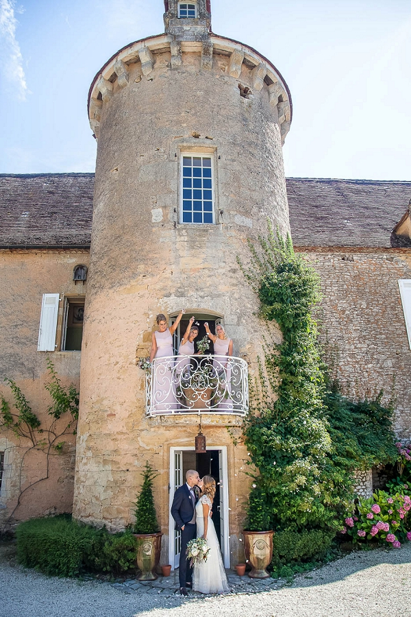 Fairytale Chateau wedding photography