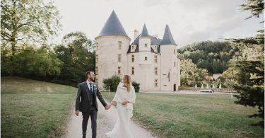 French Fairytale Wedding Venue Chateau Saint Martory