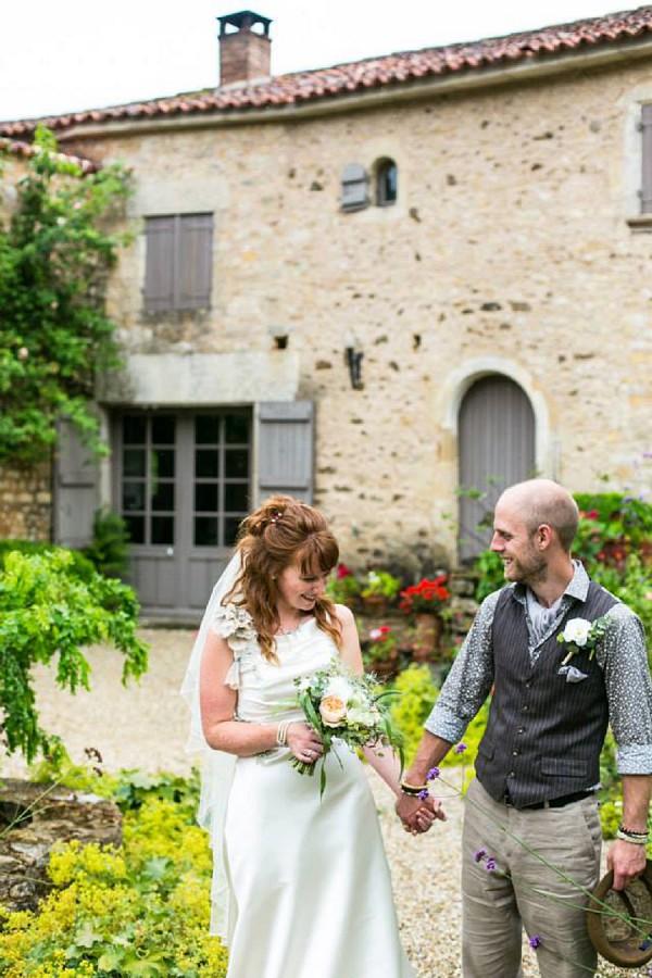 French wedding DIY