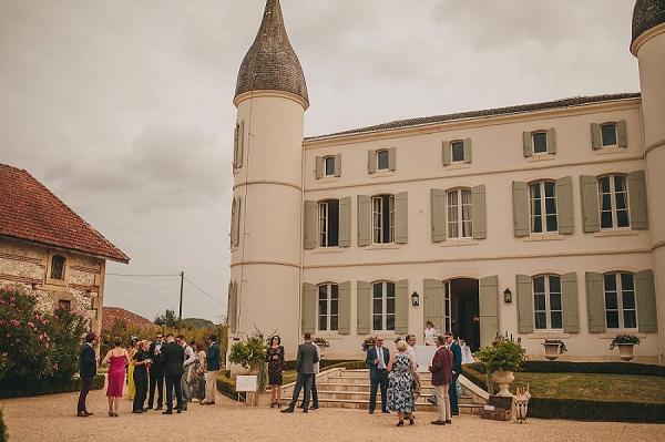 Immaculate Chateau Wedding